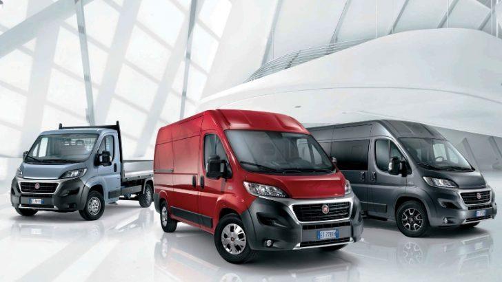 Hafif ticari araç pazarında 2014 yılının lideri Fiat!