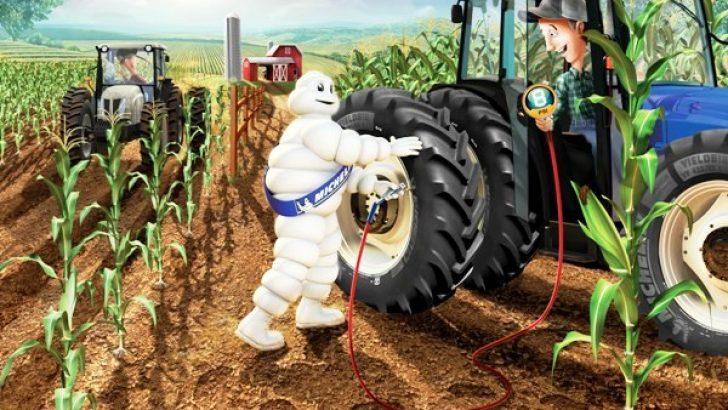 Tarım sektöründe verim Michelin Ultraflex  teknolojisi ile artırıyor