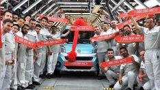 Küçük Ticari Araç Sınıfının Öncüsü  Fiat Fiorino 10. Yılını Kutluyor!