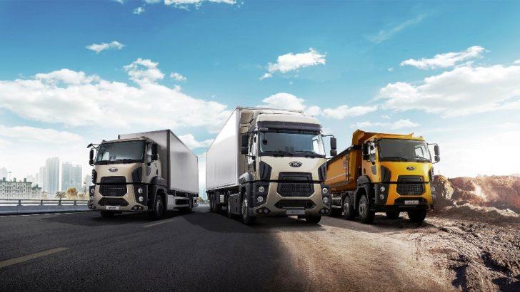Ford Trucks'tan yılın kaçırılmayacak son kampanyası