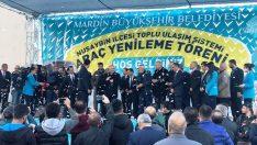 KARSAN'DAN MARDİN'E 69 ADET JEST