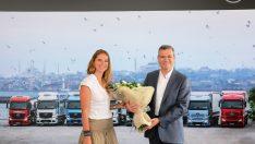 Özbayır Mercedes-Benz Türk'e veda etti