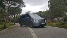 Yolculukların en keyiflisi Mercedes-Benz Vito