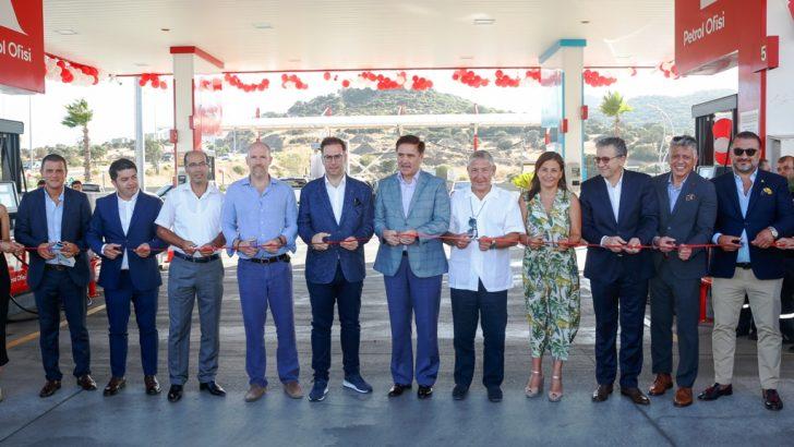 Petrol Ofisi'nin güneş enerjili istasyonu Türkiye'nin de ilklerini oluşturuyor