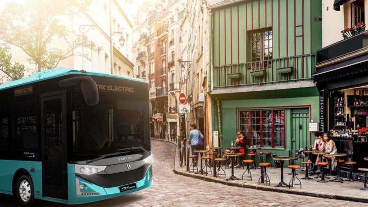 Karsan, Elektrikli Araçlarıyla Busworld Europe'da!