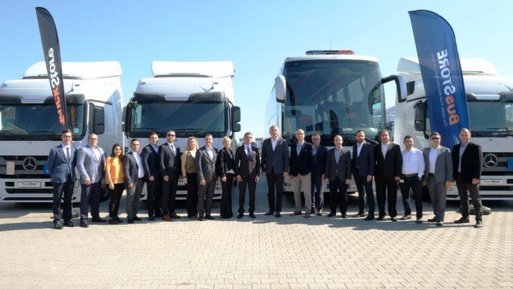 TruckStore ve BusStore 10 yılda 20 bin satış gerçekleştirdi