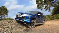 """Yeni Mitsubishi L200, """"Test Sürüşü Günü""""nde uzmanlarla buluştu"""