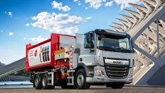 DAF CF Electric ile Taşımacılık Boyut Atlıyor
