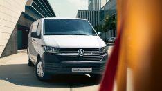 Her İşinize Koşan Yeni Transporter Panel Van