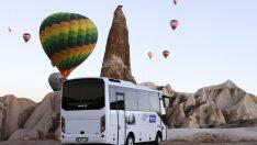 AllisonTransmission,Türkiye genelinde turizm taşımacıları ile buluşuyor