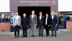 Mercedes-Benz Türk'ten 8 milyon Avro'yu aşkın yatırım