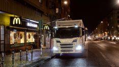 Scania'dan Sıfır  Emisyonlu Teslimat