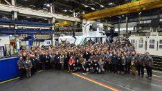 Ford Otosan, Endüstri 4.0'ı destekleyen yeni Pres Hattı ve Yüksek Hızlı İşleme Merkezini devreye aldı