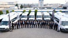 35.000'inci Mercedes-Benz Sprinter üretildi