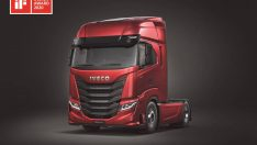 IVECO,S-Way ile prestijli iF DESIGN AWARD 2020'nin sahibi oldu