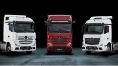 Mercedes-Benz Yeni Actros Türkiye'yi geziyor
