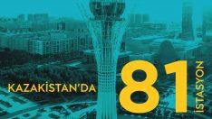 DKV hizmet ağına Kazakistan'ı da ekledi