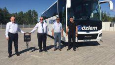 Çankırı'nın güçlü firması ÖZLEM Seyahat'in tercihi MAN Lion's Coach