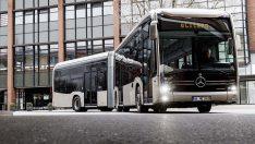 Mercedes-Benz körüklü eCitaro'nun AR-GE'si Türkiye'de yapıldı