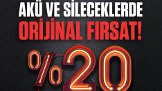 Anadolu Isuzu'dan Akü ve Silecekte %20 İndirim Fırsatı