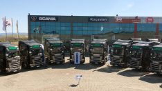 Çamsan Scania ile devam ediyor