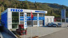 IVECO, Trabzon'daki varlığını, Armutçuoğlu'nun yeni 3S tesisi ile daha da güçlendirdi