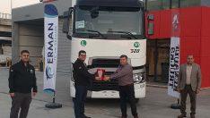 Tarsus Kooperatifi'nin tercihi Renault Trucks T520 Çekici