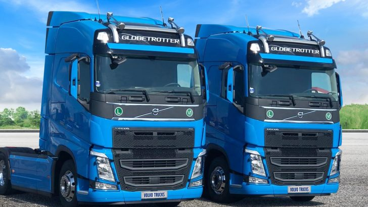 Özerkan Lojistik, Volvo Trucks'tan vazgeçmiyor