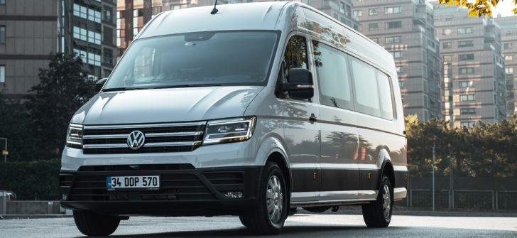 Volkswagen Crafter Okul ve Servis'e özel yıl sonu fırsatı