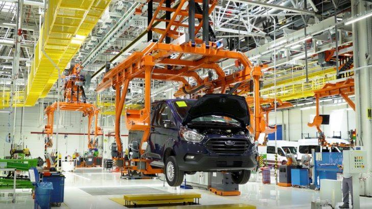 Ford Otosan, Türkiye'nin ilk 'Batarya Montaj Fabrikası'nı kurmak için çalışmalara başladı