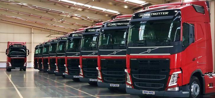 Volvo Trucks'tan Nalçacılar Nakliyat'a büyük teslimat!
