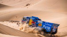 Dakar'ı Goodyear kullanan KAMAZ-Master Ekibi kazandı