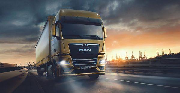 İthal kamyon çekici pazarının geleneksel birincisi MAN oldu
