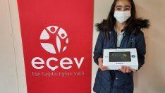 IVECO Türkiye'den, Ege Çağdaş Eğitim Vakfı(EÇEV) iş birliği ile Covid 19 mağduru çocuklara destek