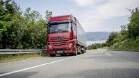 Mercedes-Benz, kamyon ürün grubunda 2021 yeniliklerini sunmaya başlıyor