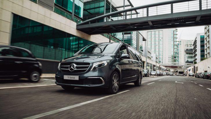 Mercedes-Benz hafif ticari araç pazarındaki payını arttırdı