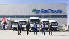Renault Trucks'dan büyük teslimat