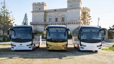 Anadolu Isuzu Visigo RHD aracı ile ilk kez Malta yollarında