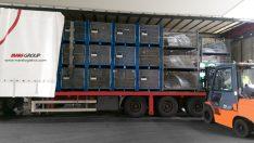 Mars Logistics'in otomotiv yedek parça taşımacılığındaki hacmi %10 arttı