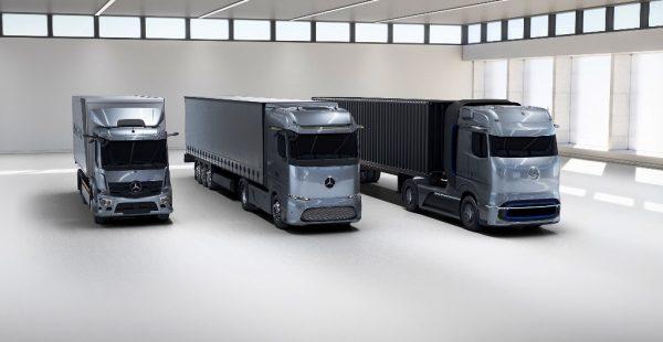 Mercedes-Benz Türk, kamyon ürün grubunda 2020'yi zirvede tamamladı