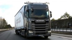 Scania, İsveç Otoyollarında Otonom Kamyonları Test Edecek