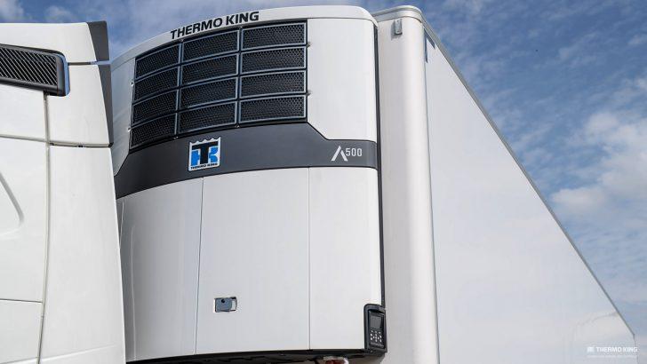 Thermo King'ten NRMM Stage V Uyumlu Üniteler