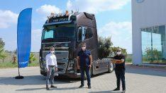 Gezgin Uluslararası Nakliyat yine Volvo dedi
