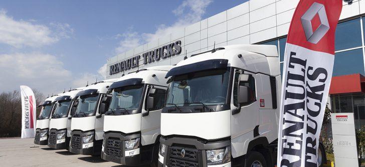 KA Trans 40 adet Renault Truks modelini daha filosuna kattı