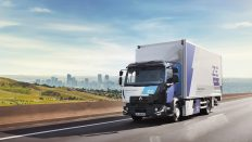 Renault Trucks 2023'ten itibaren tamamen elektriklenecek