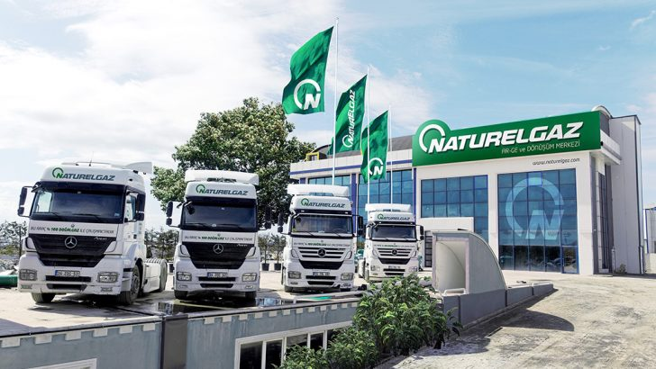 Naturelgaz'ın halka arzına yatırımcılardan 15,8 milyar TL talep geldi