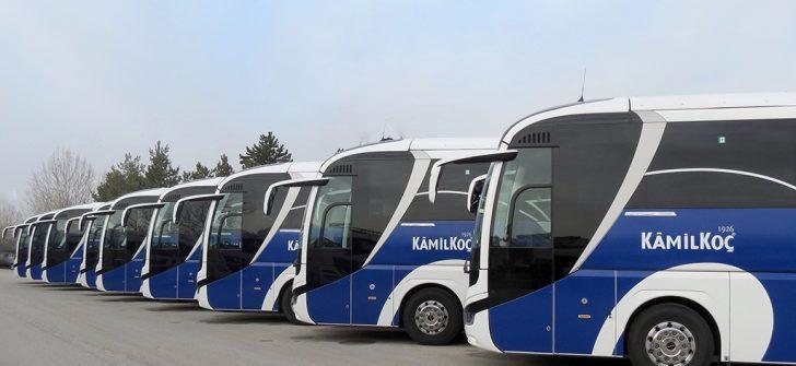 MAN ve Kamil Koç'un 'Yol Arkadaşlığı' 2021'de de güçlenerek sürüyor