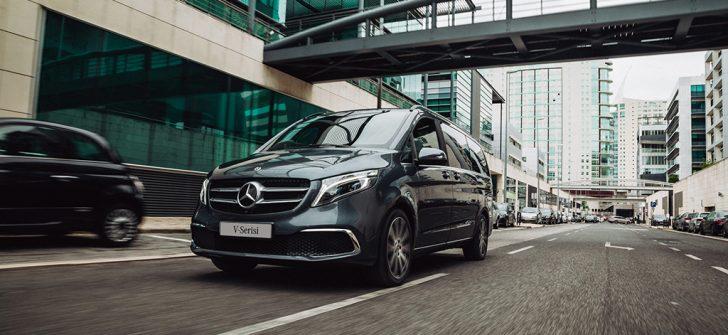 Mercedes ticari fırsatları devam ediyor