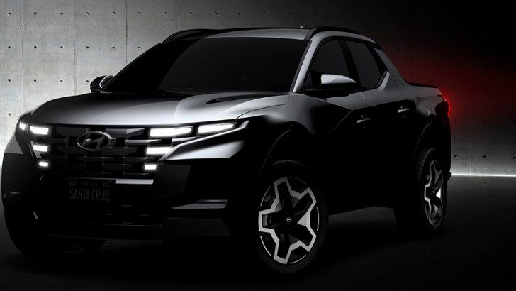 Hyundai Santa Cruz'dan ilk esintileri paylaştı