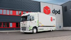 Continental İsviçre'nin ilk elektrikli DPD kamyonuna lastik tedarik edecek